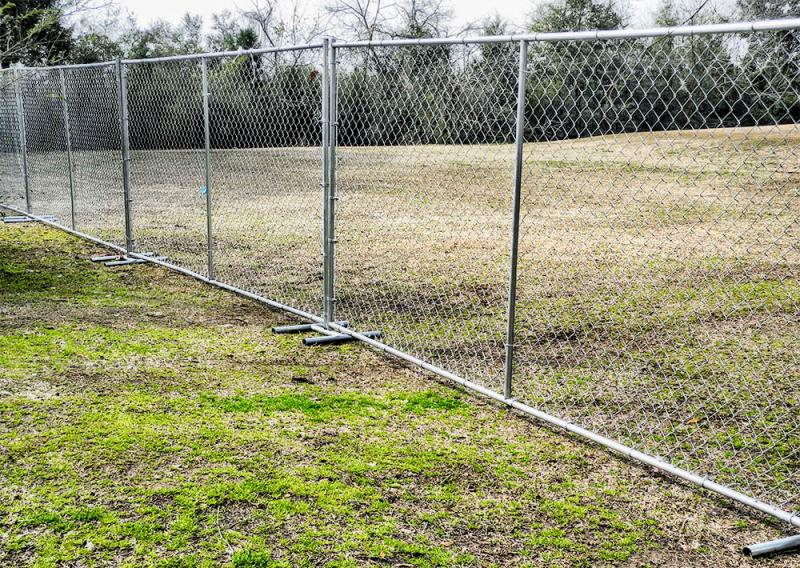 Fencing Stage Presence Event Rentals Charleston, SC