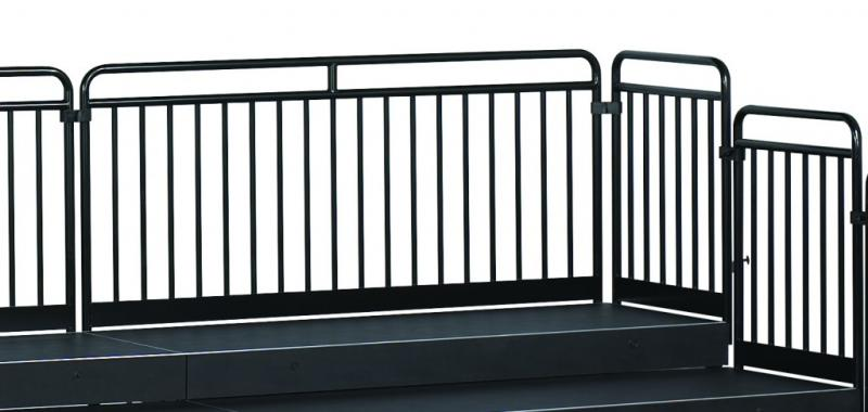 Stage Guard Rails Stage Presence Event Rentals Charleston, SC
